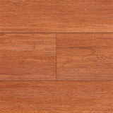Qualität Uniclic Charcalfire Eichen-Bambusbodenbelag