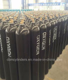 Tanques de oxigênio 47L do aço ISO9809-3 sem emenda