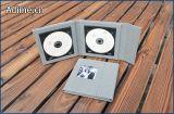CD DVD van het huwelijk de Doos van het Geval