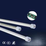Luz al aire libre del tubo de la luz T5 LED del tubo de 12W LED con 3 años de garantía