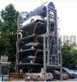 Karussell-vertikales rotierendes intelligentes Auto-Parken-System für 8/10/12/14/16/18/20cars