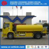 HOWO 4X2 고품질 12m3 스테인리스 물 탱크 트럭
