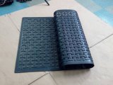Установите противоскользящие напольный коврик, Установите противоскользящие резиновые полы, Anti-Abrasive Открытый резиновые пол
