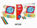 La novedad popular juguete de niño el aprendizaje de la mesa de dibujo (097238)