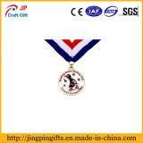 Medalha feita sob encomenda do esmalte da alta qualidade para o clube