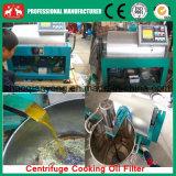 Automatische Einleitung-Zentrifuge-Olive, Erdnuss, Sojabohnenöl-Schmierölfilter-Maschine