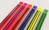 분류하는 4개의 색깔 바디를 가진 고품질 연필, 나무로 되는 연필