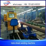 Резец трубы плазмы CNC 3 осей, автомат для резки стальной трубы