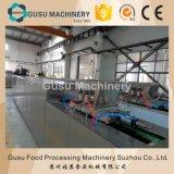 SGS Gusu Center que enche a barra de chocolate que molda a máquina de depósito