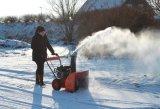 Gasolina barata lanzador de nieve