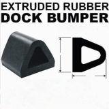 Прессованные черные твердые резиновый обвайзер/бампер для Материал-Регулируя кораблей