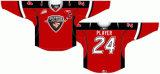 Настроенные Мужчины Женщины дети западной хоккейной лиги Ванкувер гиганты 2001-2012 Главная дорога Хоккей Джерси