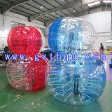 كرة قدم فقاعات/قابل للنفخ ماء كرة