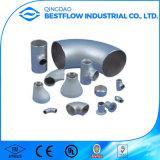 Accessorio per tubi industriale del gomito della saldatura un acciaio inossidabile da 90 gradi