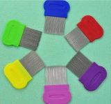 Nouveau métal Peigne de poux, Nit Peigne de poux de tête de Pet pou