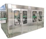 Le Verre Bouteille en Plastique automatique de boissons boire l'eau minérale de laver la ligne de production d'étanchéité de remplissage de l'embouteillage Machine d'emballage