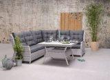 Große Speichern Garten Terrasse Im Freien Allwetter Wicker Dunham Lounge/Ding Set 4-PCS