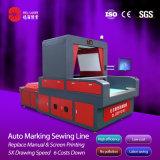 Máquina de calçados da marcação de linhas de costura/Industrial máquina de costura
