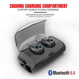 Wireless Bluetooth compatível Tws Piscina Portátil leve de mãos livres auricular delicadas