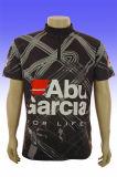 Fait en usine Fashion Allover Imprimer T-shirt col serré