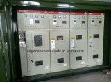 Switchgear incluido de alta tensão da rede de anel do metal (fixo) em forma de caixa interno da distribuição/controle de potência da C.A. GS-Xgn -12