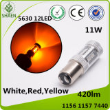 LED Car Light 12V Amber 5630 Chip