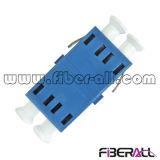 LC/PC de duplex Optische Adapter van de Vezel