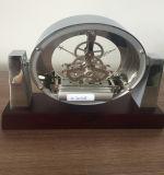 Kit di scheletro dell'orologio della decorazione del regalo dell'orologio K3058 del ricordo domestico piacevole di affari