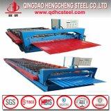 Покрасьте Coated Corrugated лист толя на конкурентоспособной цене