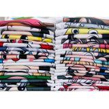 L'OEM bon marché conçoivent le T-shirt en fonction du client de bonne qualité d'impression