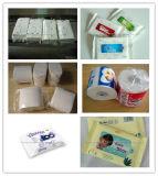 고능률 젖은 닦음 포장기 자동적인 패킹 해결책
