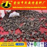 Arena del dióxido Mno2 del manganeso del precio de fábrica para el tratamiento de aguas