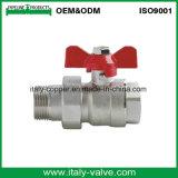 OEM & ODM Qualité Soupape en cuivre plaquée en laiton Pegg (AV1051)