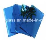 4-8mm 진한 파란색 Flaot 유리/사려깊은 유리