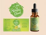 Die angepasste E-Flüssigkeit Vaping Saft-Frucht-Mischung würzt Stamm-Wurzel-Nikotin Tpd FDA