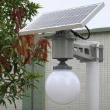 Iluminação do jardim todas em um LED Rua Solar Luz Pátio