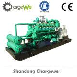 groupe électrogène du gaz 1000kVA naturel avec le pouvoir grand d'engine