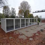 Modularer Büro-Behälter-kampierendes Haus-Haus