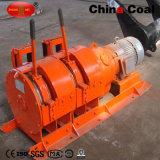鉱石を掻き集めるための二重ドラム鉱山のスクレーパーのウィンチ