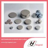Neodym-Platten-Magnet der Superenergien-N35-52 mit ISO9001 Ts16949