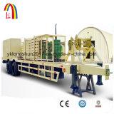 Roulis éventuel d'envergure de la machine 240 de construction formant la machine pour les constructions multi d'acier de formes