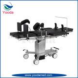 X線の使用できる病院の手動手術台