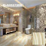 お祭りシリーズ石のパターンによって艶をかけられる磨かれた床タイル600*600 (11645)