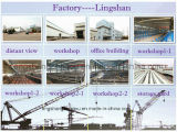 Prefab пакгауз стальной структуры готовый сделанный (LS-SS-007)