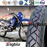중국 좋은 품질 2.75-17 관이 없는 기관자전차 타이어 또는 타이어