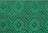 Polyester Twee het Tapijt van de Jacquard van Kleuren