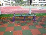 Speelplaats/Kleuterschool het Gerecycleerde Rubber Vloeren van Korrels