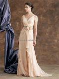 Robes de soirée en mousseline de charme (FDR008)