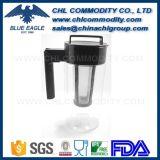 1300ml BPA Free Tritan Cold Brew Cafeteira com filtro