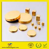 Magnete del neodimio dell'oro